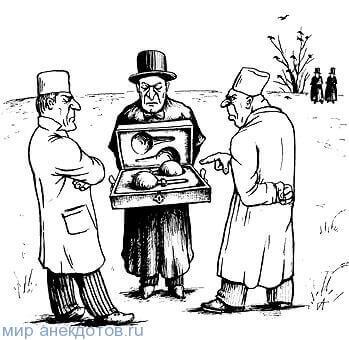 смешной анекдот про врачей