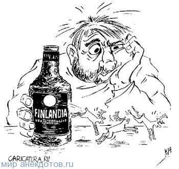 анекдот про финляндию