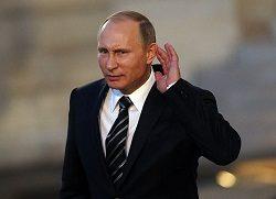 Свежие шутки про Путина