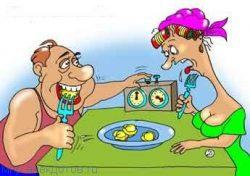 Прикольные анекдоты про тарелку
