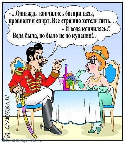 Забавные анекдоты про Наташу Ростову