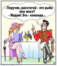 Прикольные анекдоты про Ржевского