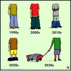 Забавные анекдоты про штаны