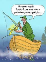 Переделанная «Сказка о рыбаке и рыбке»