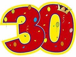 Поздравление с 30 смешное фото 548