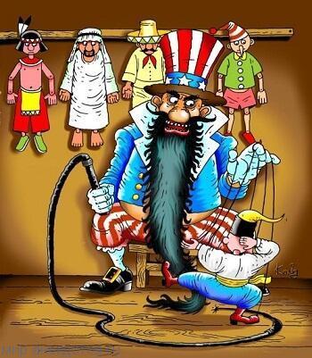 Забавные анекдоты про Америку