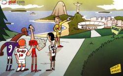 Смешные анекдоты про Бразилию