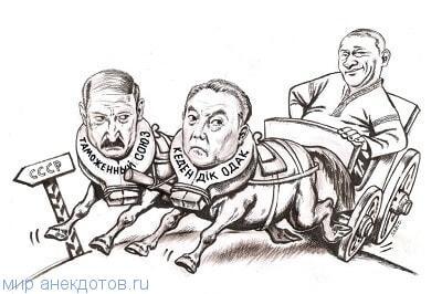 лучший анекдот про казахов