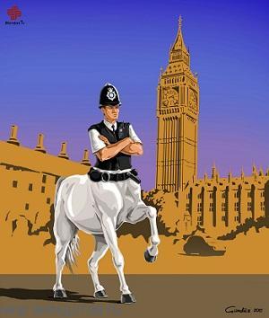 смешной анекдот про лондон