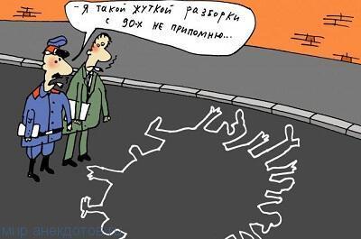 смешной анекдот про петербург