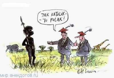 Смешные анекдоты про Польшу