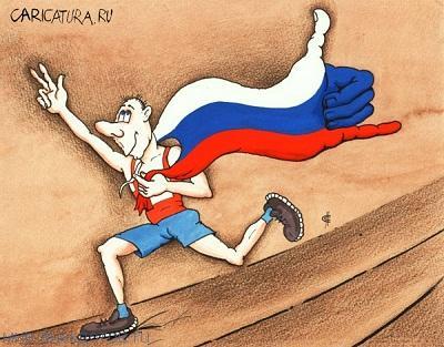 забавный анекдот про россию