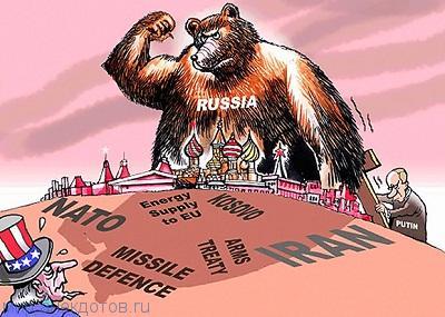 забавный анекдот про русских