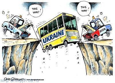 Забавные анекдоты про Украину