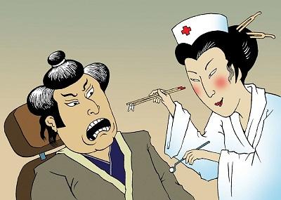 Смешные анекдоты про японцев
