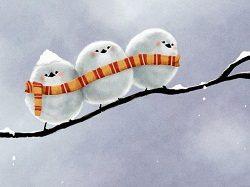 Ржачные шутки про зиму