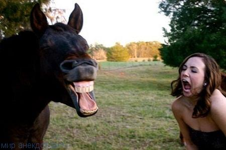 смешное фото с девушками
