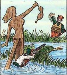 Забавные истории про охоту