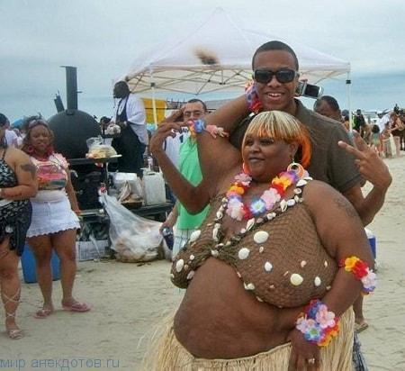 Лучшие фото приколы на пляже