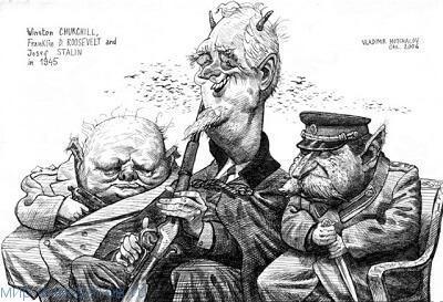 Прикольные анекдоты про Сталина