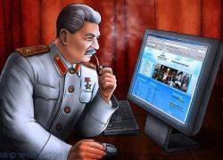 Лучшие анекдоты про Сталина