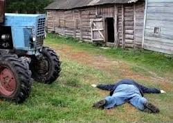 Шутки про тракториста и трактор