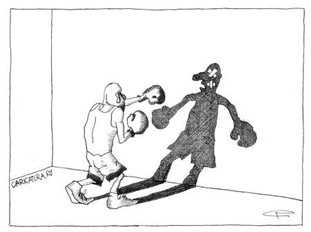 анекдот про бой