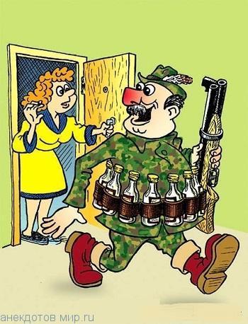 прикольный анекдот про охотника