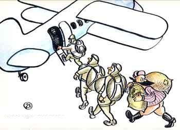 забавный анекдот про парашют