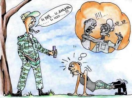 Анекдоты про сержантов
