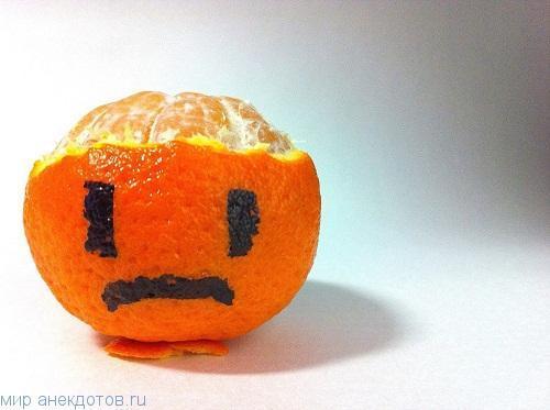 смешной фрукт
