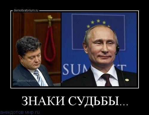 Прикольные демотиваторы про Украину