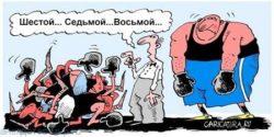 Анекдоты про боксеров