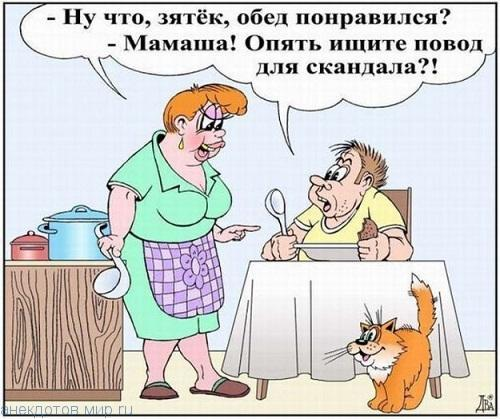 карикатура - рисунок
