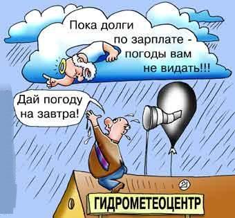 прикольный анекдот про погоду