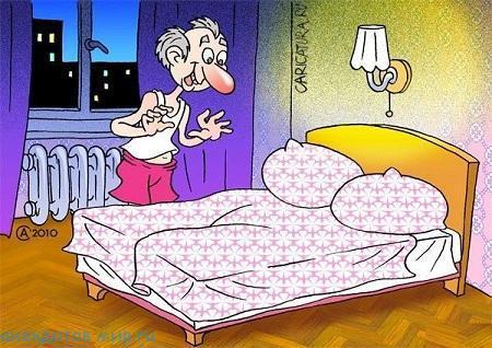 новый анекдот про ночь