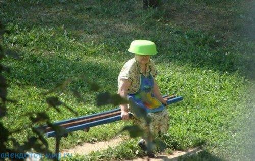 Жаркое лето на смешных фотографиях