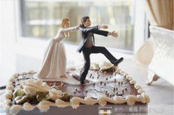 Необычные свадебные торты на фото