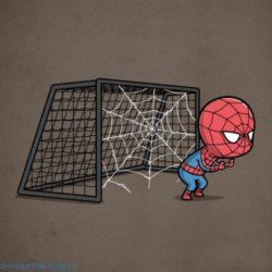 Супергерои в спорте (картинки)