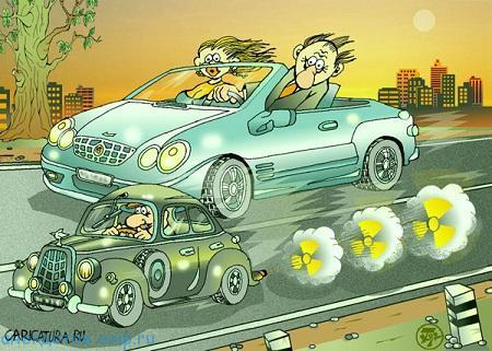Анекдоты про автомобиль