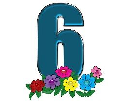 Пословицы и поговорки с цифрой 6 (шесть)