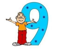 Пословицы и поговорки с цифрой 9 (девять)