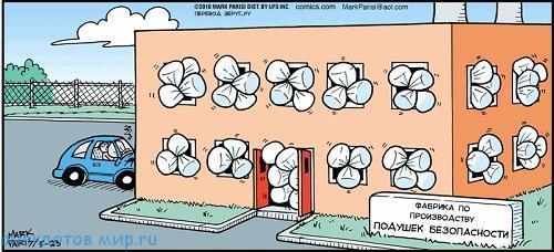 Смешные анекдоты про безопасность