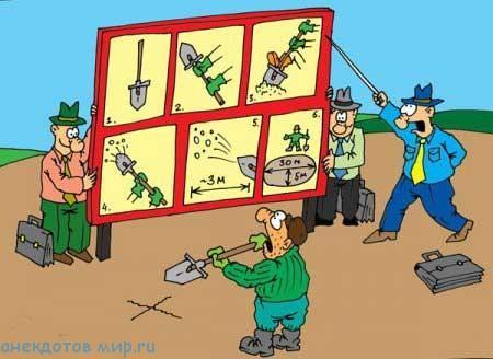 анекдот про безопасность