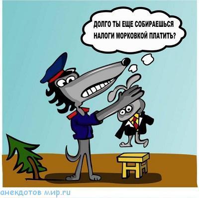 Смешные до слез анекдоты про инспекторов