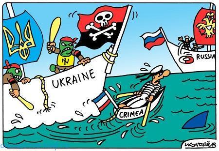 самый смешной анекдот про украину