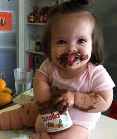 детский фото прикол