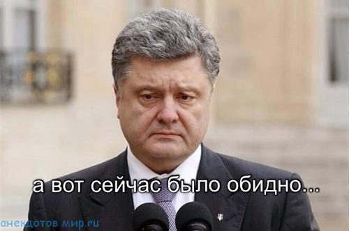 Фотожабы и карикатуры на порошенко (30 фото )