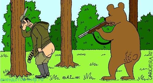 свежий анекдот про животных