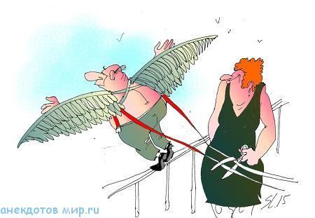свежий анекдот про птиц